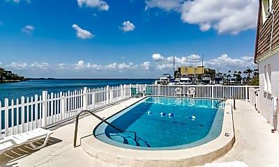 Pool, 390 W Cocoa Beach Causeway 5, 1
