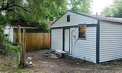 Building, 854 S Belmont St, 2