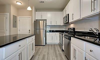 Kitchen, 800 Carlyle, 1