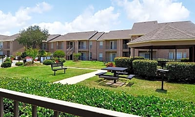 Building, Country Place Apartments, 0