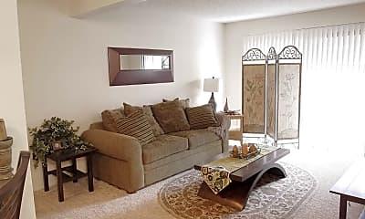 Living Room, Fountain Grove, 1