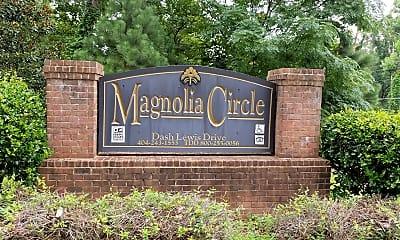 Magnolia Circle, 1