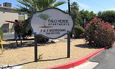 Palo Verde Apartments, 1