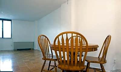 Dining Room, 4 Monroe St 211, 1