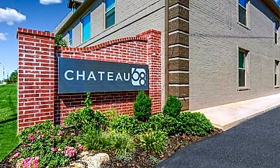 Community Signage, Chateau 68, 0