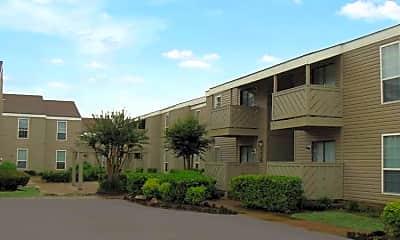 Building, 1226 N Albert Pike Ave, 2
