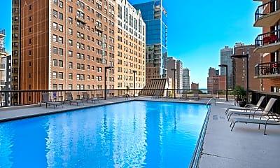 Pool, 1133 N Dearborn, 1