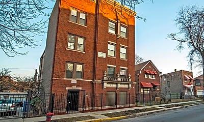 Building, 7231 S Yates Blvd, 1