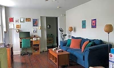 Living Room, 650 S 51st St, 1