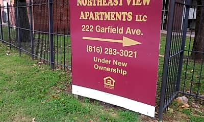 Northeast View Apartments, 1