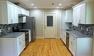 Kitchen, 2411 S Market St, 1