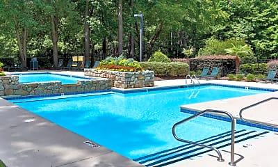 Pool, Timber Hollow, 1