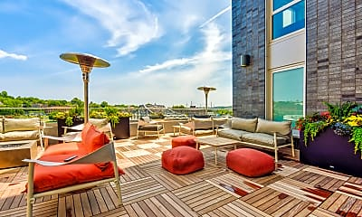 Recreation Area, River House Luxury Apartments, 0