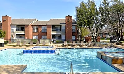 Pool, Trails Apartment Homes, The, 0