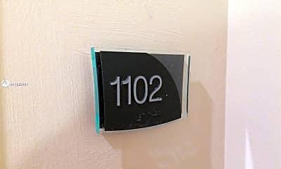 Bedroom, 1755 E Hallandale Beach Blvd 1102E, 0