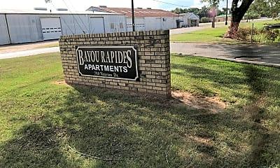 BAYOU RAPIDES, 1