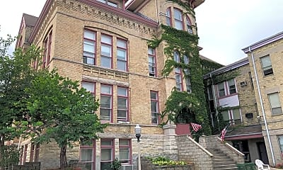 Lincoln School, 0