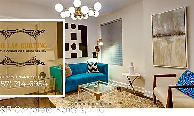 Bedroom, 145 Granby Street Unit 411, 1