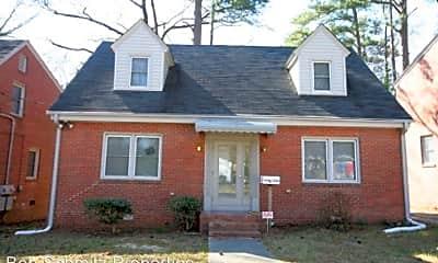 Building, 1409 Clarendon St, 0