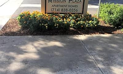 Mission Plaza Apartment Homes, 1