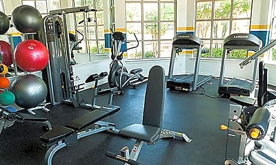 Fitness Weight Room, 6202 Duck Creek Dr, 1