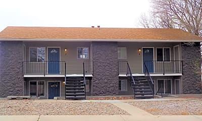 Building, 1137 Cree Drive, 0