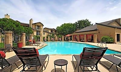 Pool, Copper Mountain Apartments, 0