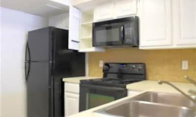 Kitchen, 3414 Country Club Dr W 134, 1