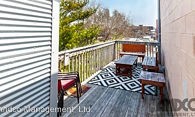 Patio / Deck, 2755 N Lincoln Ave, 2