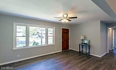 Living Room, 4811-4801 Shawmont Dr NW, 2