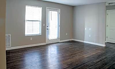 Living Room, Brennan Pointe II, 2