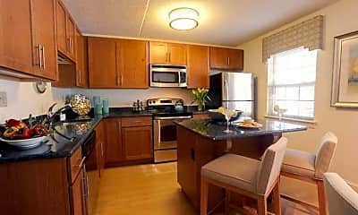 Kitchen, New Kent, 1