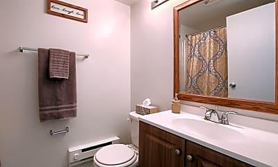 Bathroom, Mill Creek Village, 2