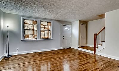 Living Room, 1017 E Lake Ave, 1