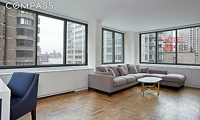 Living Room, 62 W 62nd St 16-A, 1
