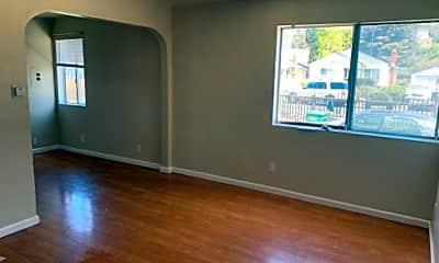 Living Room, 8719 Hillside St, 2