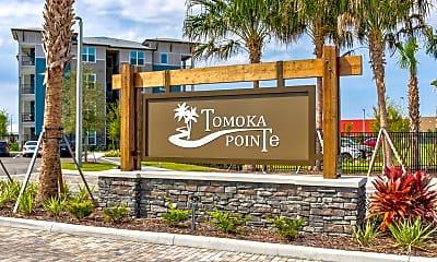 Community Signage, Tomoka Pointe, 2