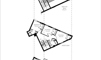Patio / Deck, 2600 Northridge Pkwy, 2