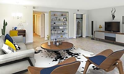Living Room, Urban Flats, 0