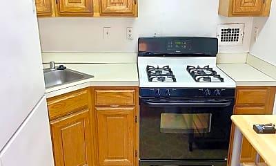 Kitchen, 2939 Van Ness St NW 1243, 1
