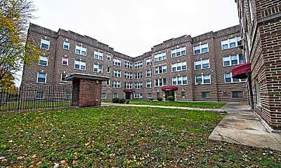 Building, 7930 S Ingleside Ave, 1