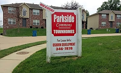 Parkside Commons Townhomes, 1