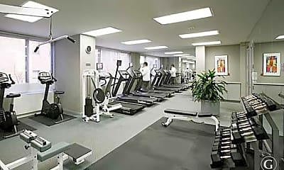 Fitness Weight Room, 124 E 41st St, 2