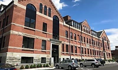 Building, 1022 Hancock St 110, 2