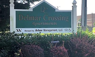 Delmar Crossing Apartments, 1