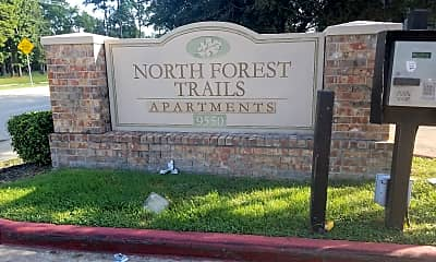 North Forest Trails, 1