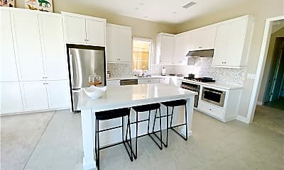 Kitchen, 140 San Benito, 1