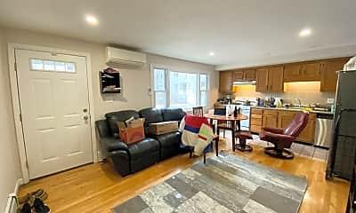 Living Room, 185 Sydney St, 1