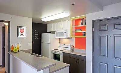 Kitchen, AVA Cortez Hill, 1