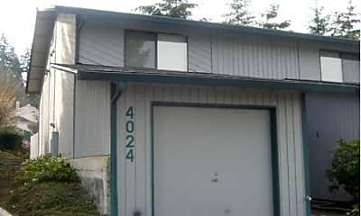 Building, 4024 South 158th St, Unit G, 0